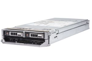 Dell PowerEdge M630 2 x E5-2620v3 2.4GHz Six-Core, 32GB, 2 x 800GB SSD SAS MU, PERC H730, iDRAC8 Ent