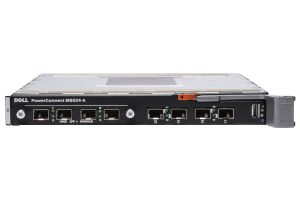 Dell PowerConnect M8024-k 16 x 10GbE Int. Ports Blade Switch w/ 10Gb SFP+ Uplink Module - Ref