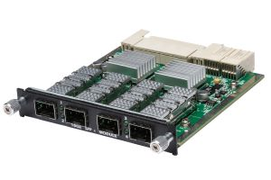 Dell PowerConnect M8024 SFP+ 10GBe Quad Port Uplink Module - N805D