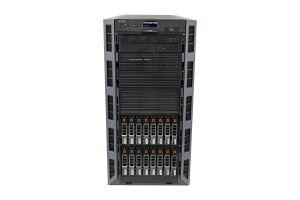 Dell PowerEdge T320 1x16, E5-2450v2 2.5GHz Eight-Core, 64GB, 16 x 2.4TB 10k SAS, PERC H710