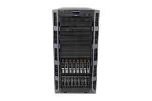 Dell PowerEdge T320 1x16, E5-2440 2.4GHz Six-Core, 32GB, 8 x 1.8TB 10k SAS, PERC H710