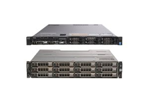 Dell PowerEdge R630 and MD1200 Bundle, 2 x E5-2650v3 Ten Core with 72TB of Storage
