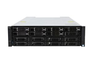 Dell Compellent SCv3000 16Gb/s 16g-FC-4 Controllers. 16 x 4TB 12G 7.2k