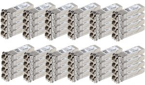 Dell Avago 10Gb SFP+ FC Short Range Transceiver - WTRD1 - *48 Pack* - New