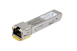 Force10 1Gb RJ45 SFP Short Range Transceiver - GP-SFP2-1T - Ref