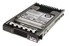 "Compellent 3.84TB SSD SAS 2.5"" 12G Hard Drive 41XNY for SCv2020"