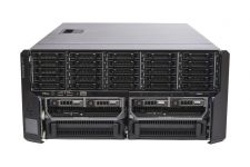 Dell PowerEdge VRTX Rack 1x25, 2 x M620P, 2 x E5-2650 Eight-Core 2.0GHz, 32GB, H710, iDRAC7 Ent