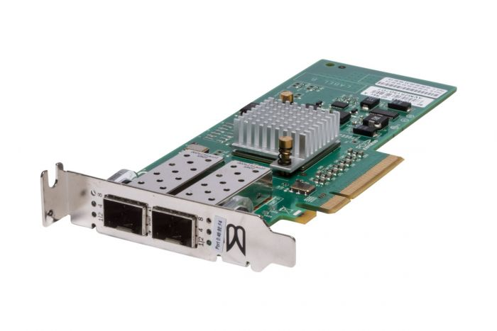 Dell Brocade BR-825 8Gb/s Dual Port Low Profile Fibre HBA - KKYWJ