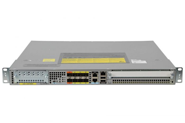 Cisco ASR1001X Router 6x 1Gb SFP Ports w/ 10G Interface Licence