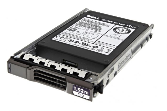 """Compellent 1.92TB SAS 2.5"""" 12G Solid State Drive (SSD) - Y4TH9"""