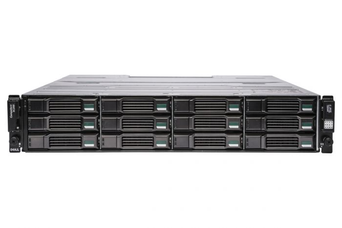 Dell Compellent SC200 with 12 x 4TB 7.2k