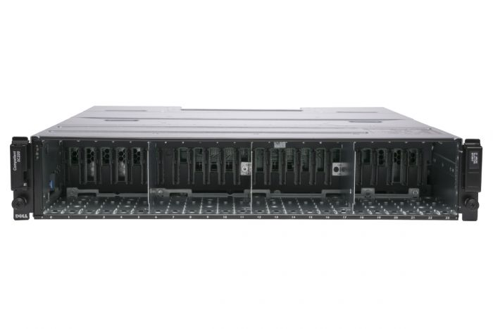 Dell Compellent SC220 - Empty Chassis