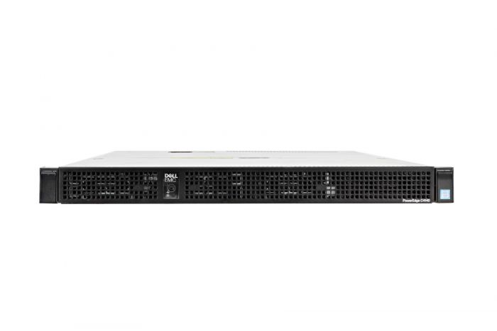 Dell PowerEdge C4140 Server, 2 x Gold 6140 2.3GHz Eighteen-Core, 16GB, 1 x 256GB M.2 SATA SSD, iDRAC9 Exp, 1 x Tesla P40