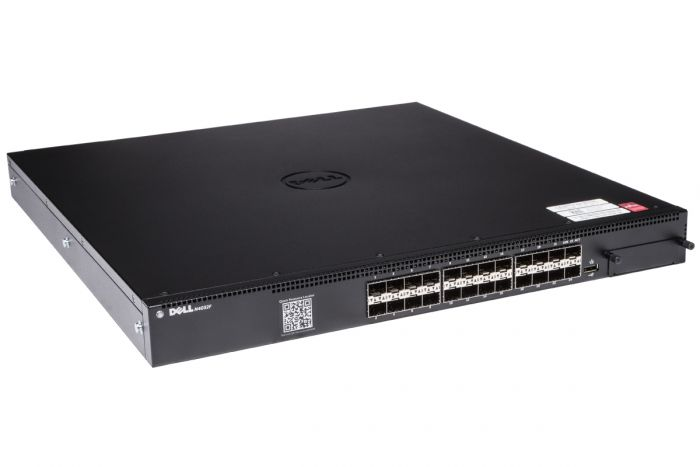 Dell Networking N4032F 24 x 10GbE SFP+ Switch - Ref