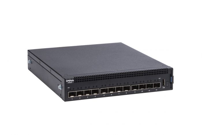 Dell Networking X4012 12 x 10GbE SFP+ Switch - NOB