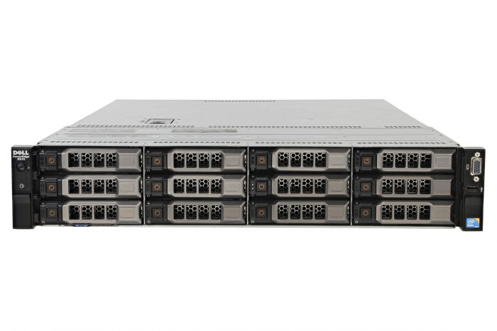 "Dell PowerEdge R510 1x12 3.5"", 2 x X5650 2.66Ghz Six-Core, 32GB, 12 x 4TB SATA, PERC H700, Enterprise"