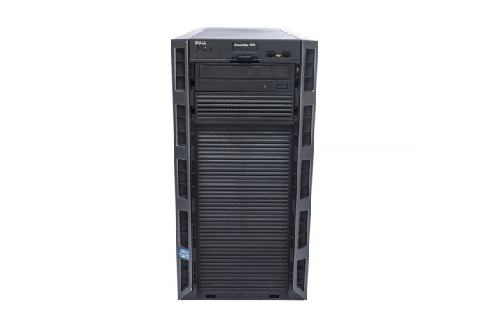 Dell PowerEdge T320 1x4, E5-2450v2 2.5GHz Eight-Core, 8GB, 2 x 6TB 7.2k SAS, PERC H710
