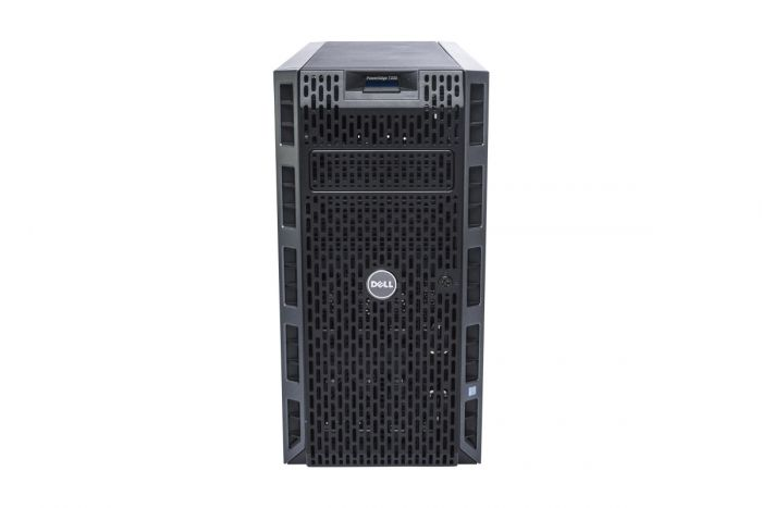 "Dell PowerEdge T330 1x8 3.5"", 1 x E3-1220v5 3.0GHz Quad-Core, 32GB, 2 x 1TB 7.2k SATA, PERC H730 - New"
