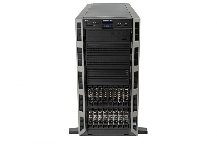 Dell PowerEdge T630 1x16, 2 x E5-2660v3 2.6GHz Ten-Core, 64GB, PERC H730, iDRAC8 Ent