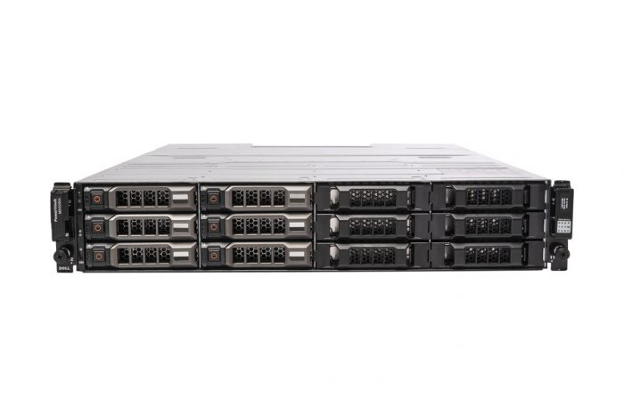 Dell PowerVault MD3200i - 6 x 10TB 7.2k SAS