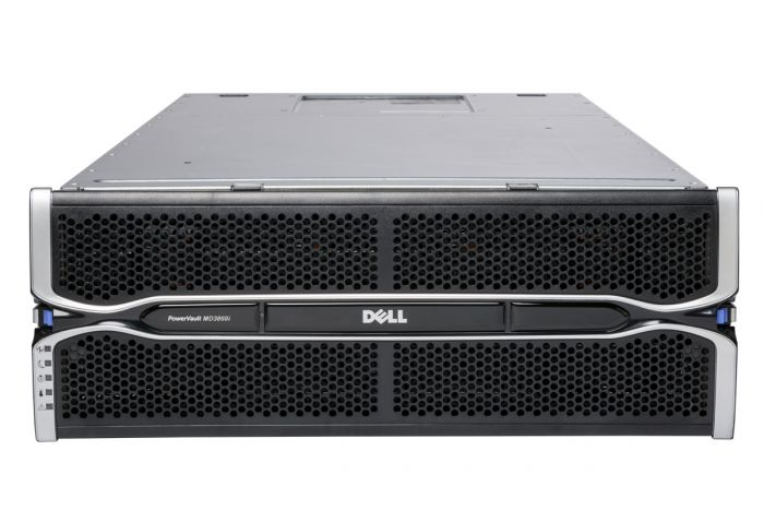 Dell PowerVault MD3860i - 40 x 10TB 7.2k SAS