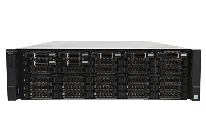 Dell Compellent SC5020 with 10Gb/s iSCSI Controllers 7 x 1.2TB SAS 12G