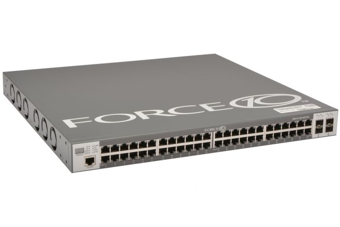 Force10 S50N-DC Layer 2/3 Switch - Ref