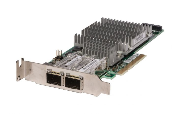 HP NC522SFP 10Gb SFP+ Dual Port Low Profile Network Card - 468349-001