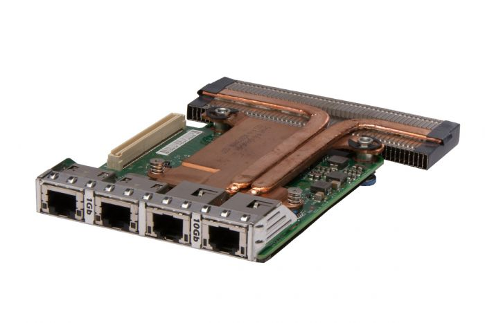 Dell Intel i350/X540 1/10Gb RJ-45 Quad Port RNDC - P71JP
