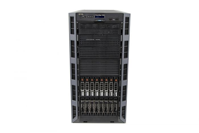 Dell PowerEdge T320 1x16, E5-2440 2.4GHz Six-Core, 32GB, 8 x 1.2TB 10k SAS, PERC H710