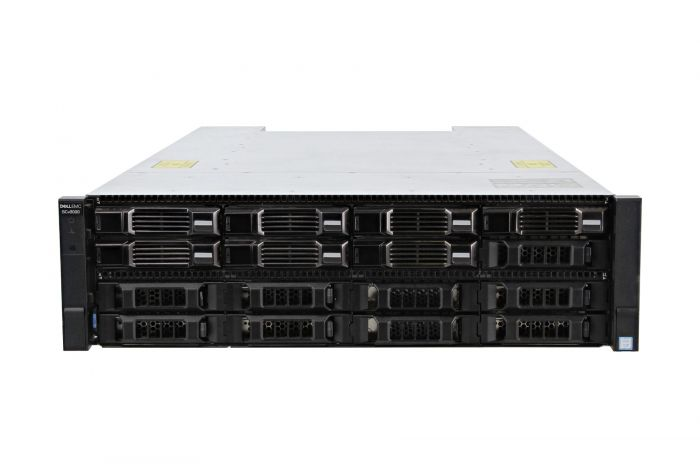 Dell Compellent SCv3000 16Gb/s 16g-FC-4 Controllers. 7 x 10TB 12G 7.2k