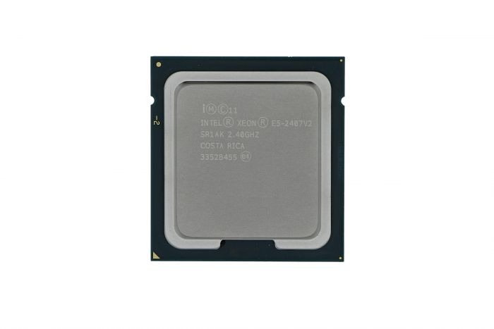 Intel Xeon E5-2407v2 2.4GHz Quad-Core CPU SR1AK