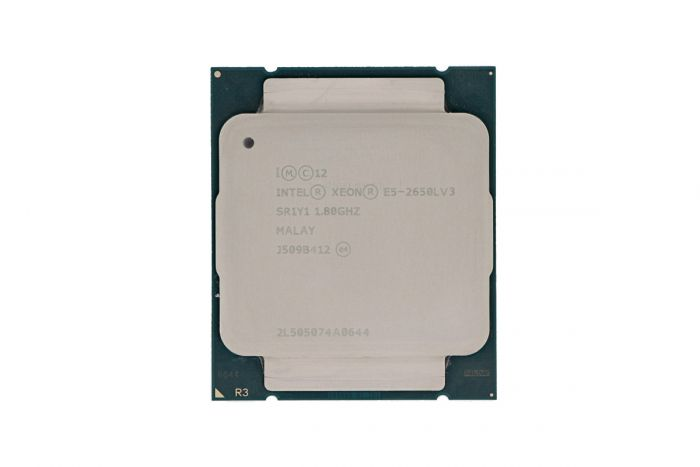 Intel Xeon E5-2650Lv3 1.8GHz Twelve-Core CPU SR1Y1