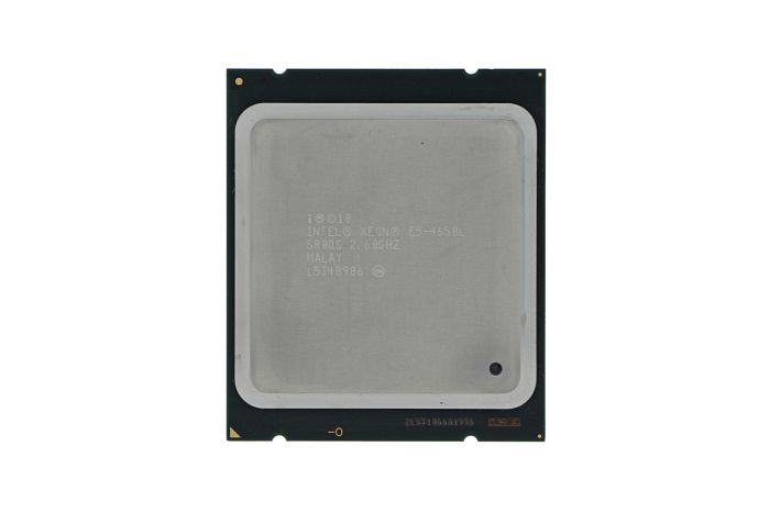 Intel Xeon E5-4650L 2.6GHz Eight-Core CPU SR0QS