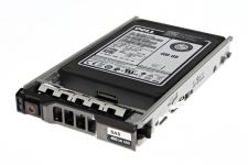 """Dell 400GB SSD SAS 2.5"""" 12G Mixed Use MFC6G - New Pull"""