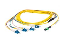 Dell SM MTP to 4x LC Fibre Cable 5m J6TD3