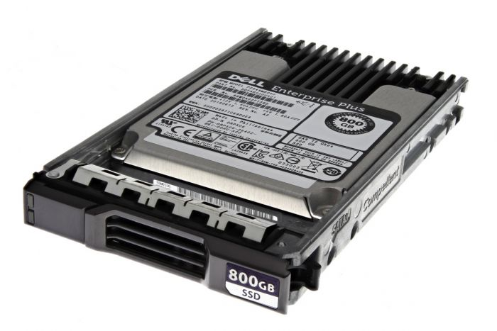 """Compellent 800GB SAS 2.5"""" 12G Solid State Drive SSD RPXC6"""