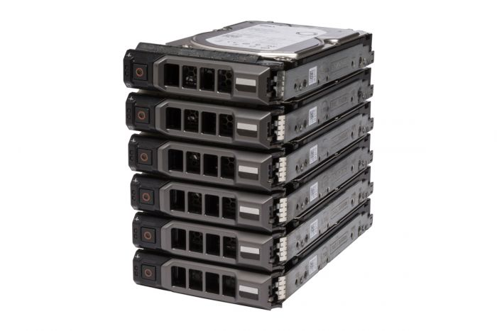 "Dell 1TB SATA 7.2k 3.5"" 3G Hard Drives **6 Pack**"