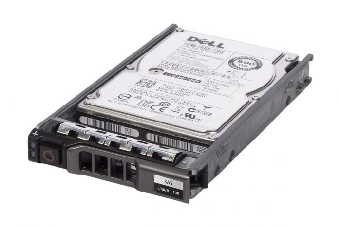 "Dell 600GB SAS 10k 2.5"" 6G Hard Drive G76RF Ref"