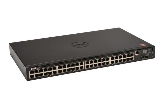 Dell Networking N2048 1Gb Layer 3 Switch - Ref