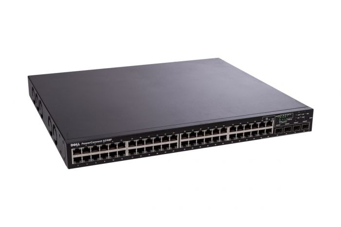 Dell PowerConnect 6248P Layer 3 PoE Switch
