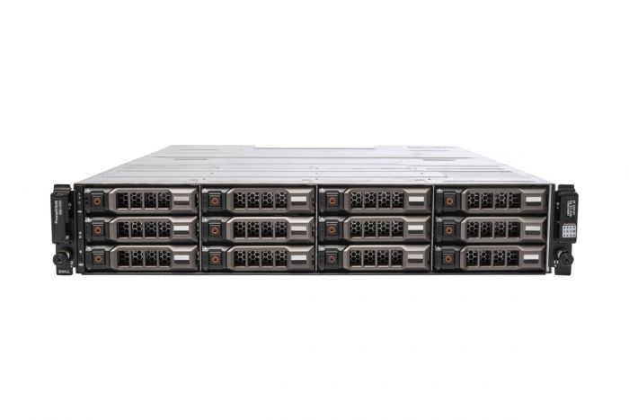 Dell PowerVault MD1200 - 12 x 6TB 7.2k SAS