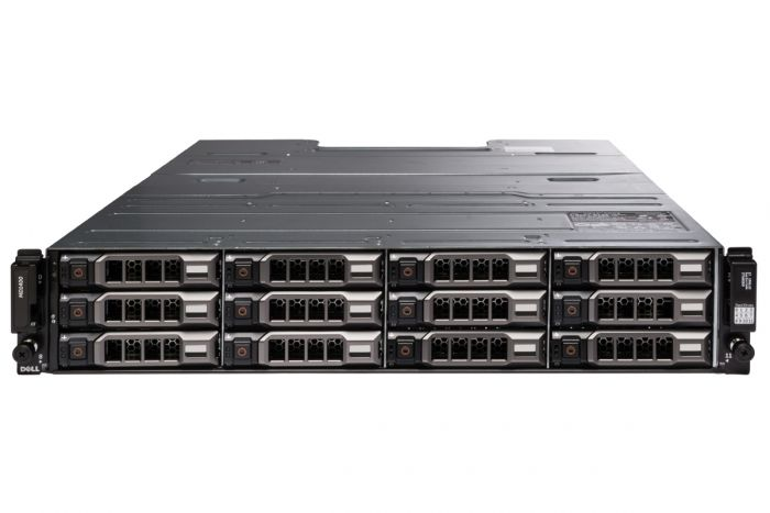 Dell PowerVault MD1400 - 12 x 6TB 7.2k SAS