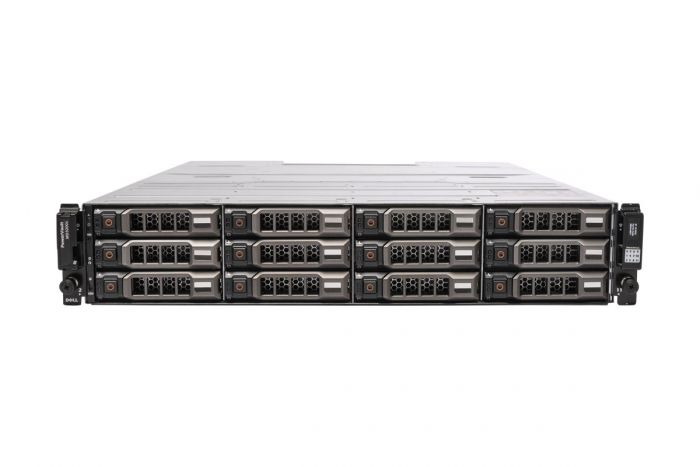 Dell PowerVault MD3200i - 12 x 6TB 7.2k SAS