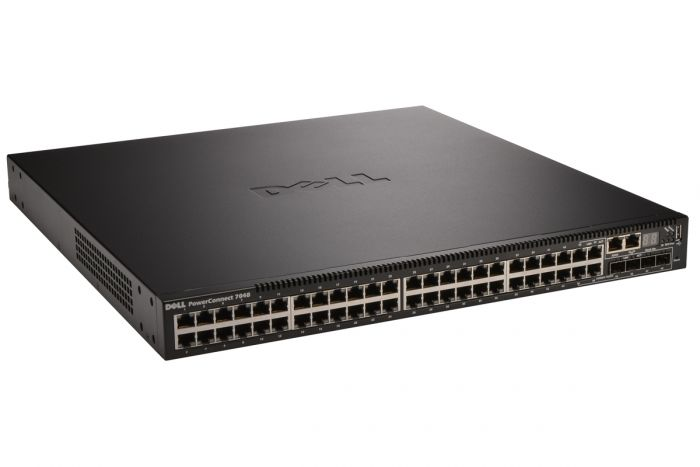 Dell PowerConnect 7048 Layer 2 & 3 Switch - Ref