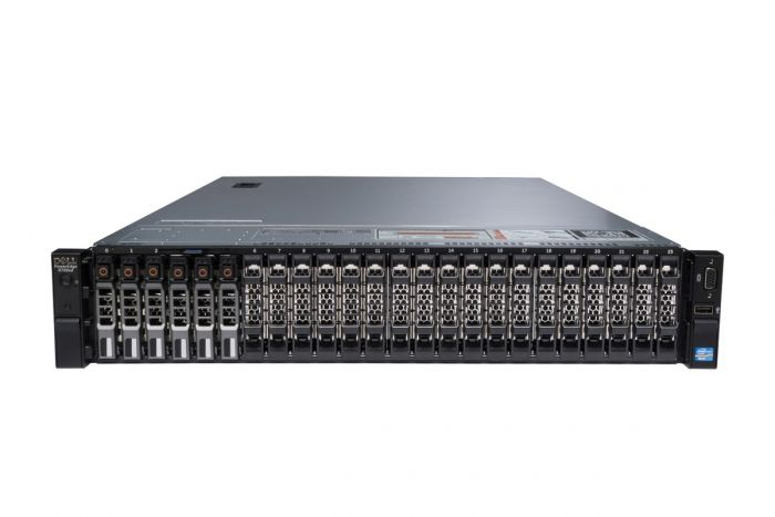 "Dell PowerEdge R720xd 1x24 2.5"", 2 x E5-2620 2.0GHz Six-Core, 128GB, 6 x 300GB 10k SAS, PERC H710, iDRAC7 Ent"