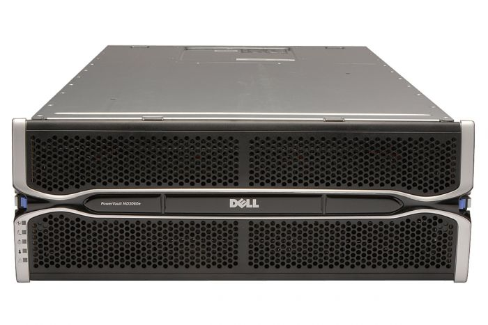 Dell PowerVault MD3060e - 20 x 600GB 10k SAS
