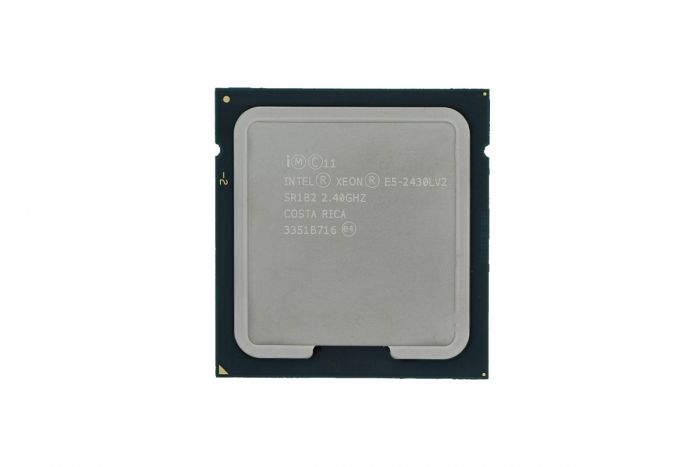 Intel Xeon E5-2430Lv2 2.4GHz Six-Core CPU SR1B2