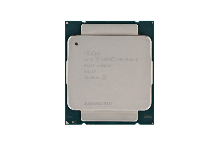 Intel Xeon E5-2609v3 1.9GHz Six-Core CPU SR1YC
