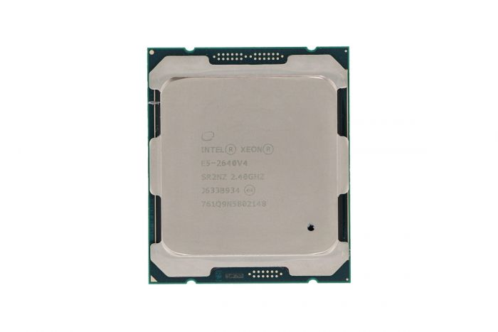 Intel Xeon E5-2640v4 2.4GHz Ten-Core CPU SR2NZ